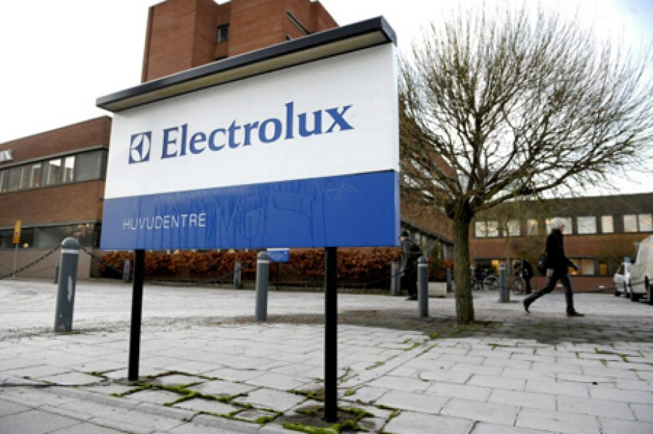 Le siège social de la multinationale Electrolux, à... (Photo: Reuters)