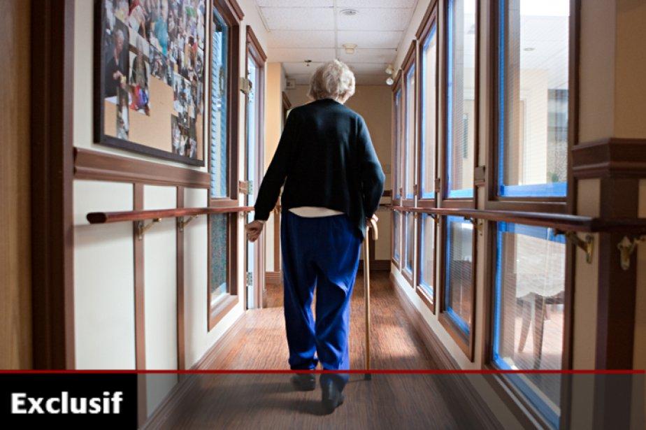 Afin de promouvoir le maintien à domicile des... (Photo: François Roy, La Presse)