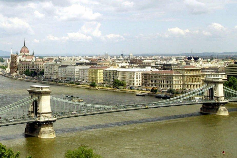 La ville de Budapest... (Photo: AP)