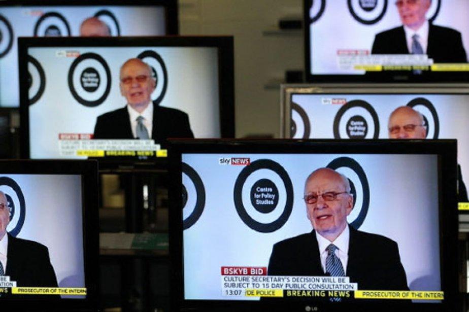 Rupert Murdoch... (Photo: Reuters)