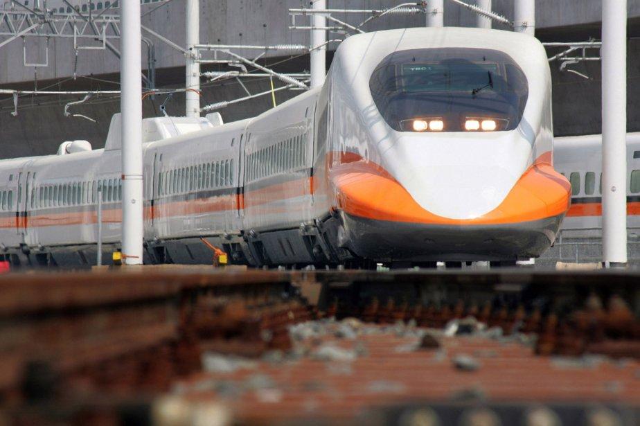 Une nouvelle génération de trains à grande vitesse va... (Photo: Archives AP)