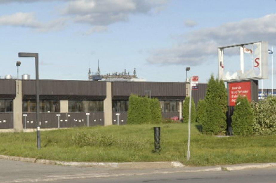 L'usine Aléris avait fermé ses portes en 2008... (Photo: Ève Guillemette, Archives Le Nouvelliste)