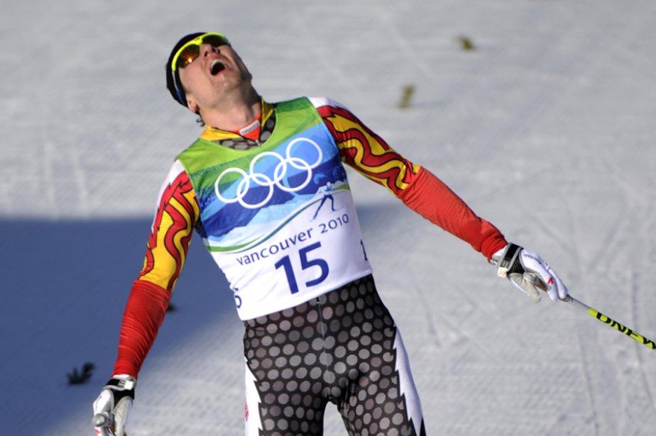 Jusqu'ici aux Mondiaux de ski nordique, le Canadien... (Photo: Bernard Brault, Archives La Presse)