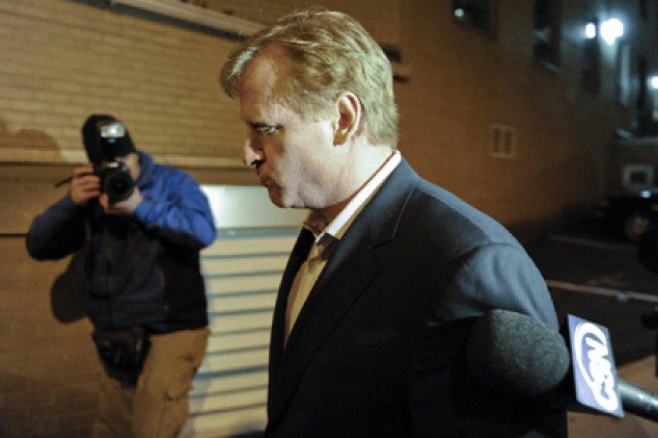 Le commissaire de la NFL, Roger Goodell.... (Photo: Reuters)