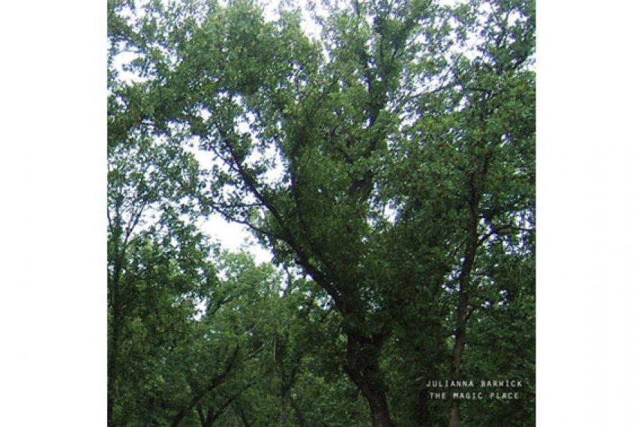 Pochette cd de Julianna Barwick...