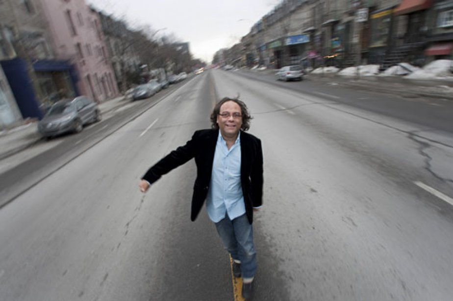 «La popularité est arrivée très tard dans ma... (Photo: Ivanoh Demers, La Presse)