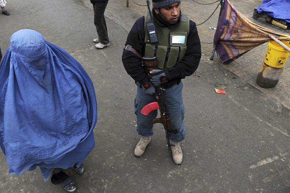 Les civils sont les premières victimes du conflit... (Photo: AFP)