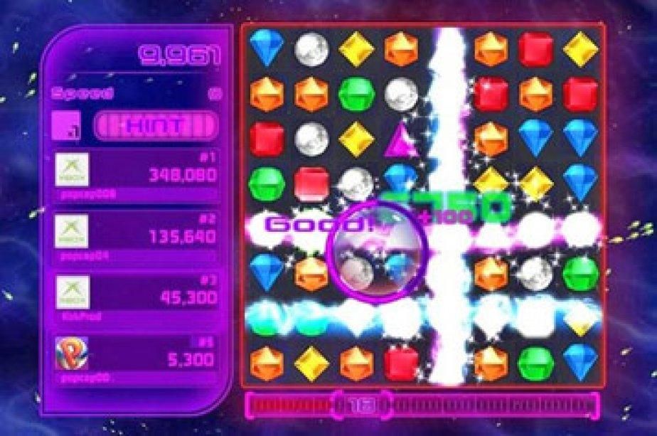 La nouvelle mouture de «Bejeweled Blitz» propose le...