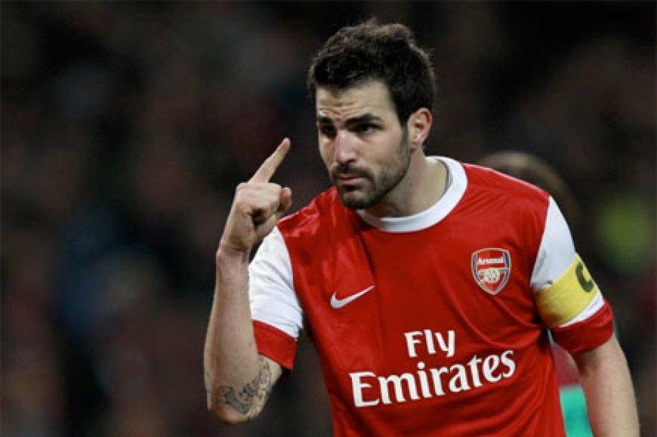 La bonne nouvelle est que Cesc Fabregas devrait... (Photo: Reuters)