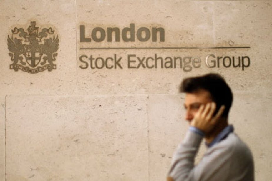 La Bourse de Londres (London Stock Exchange, LSE)... (Photo: AP)