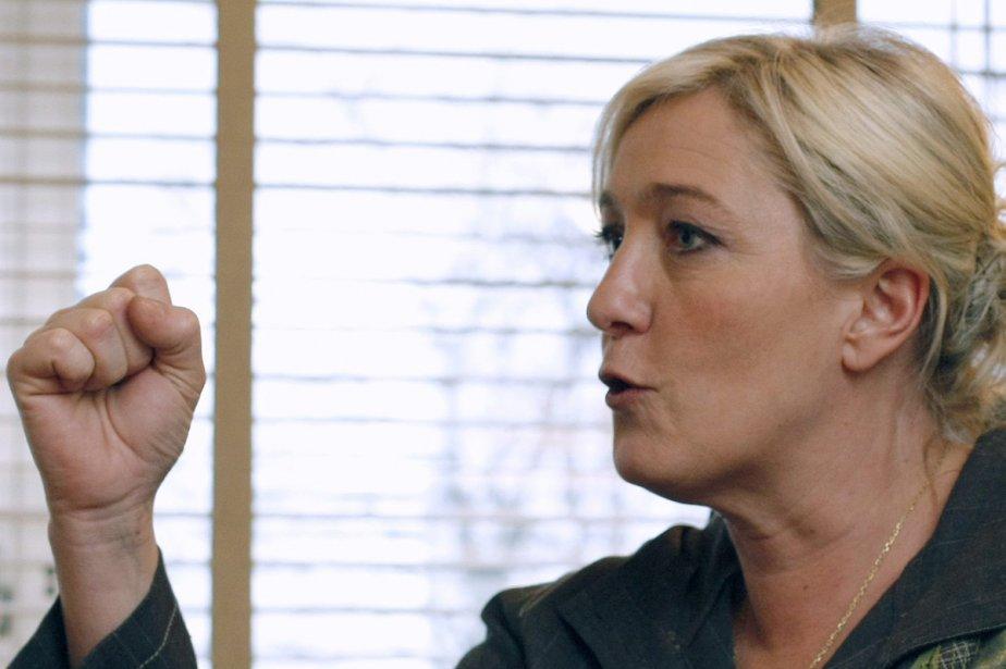 Marine Le Pen.... (Photo: AP)