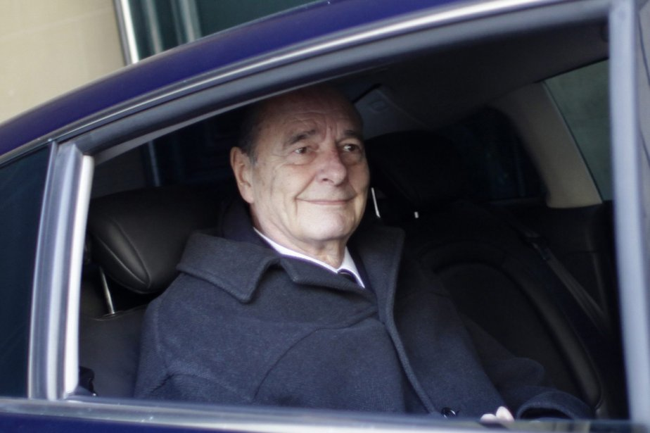 Jacques Chirac a été dispensé d'assister à la... (Photo: AP)