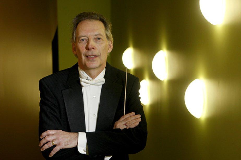 Louis Lavigueur... (Photo: Martin Chamberland, La Presse)
