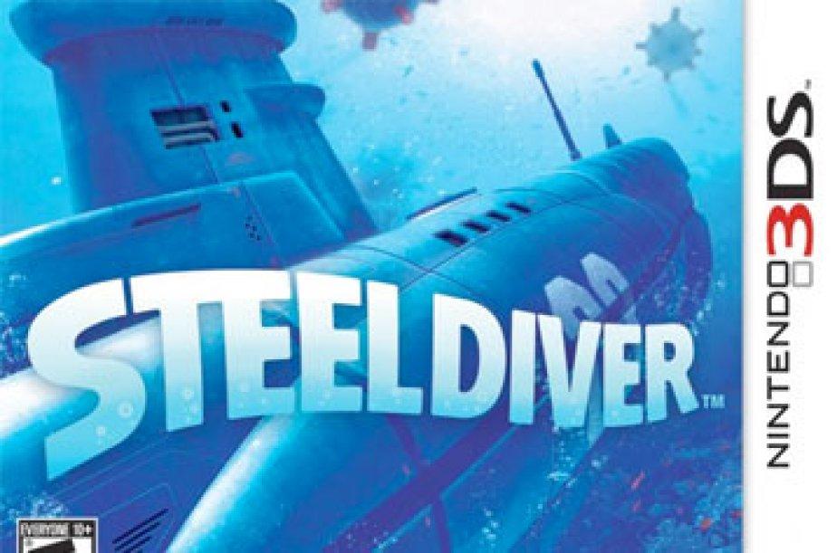Le jeu Steel Diver fait partie de la... (Photo: pochette du jeu Steel Diver)