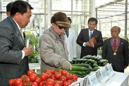 Le dictateur nord-coréen Kim Jong-il a visité la... (Photo: Reuters)