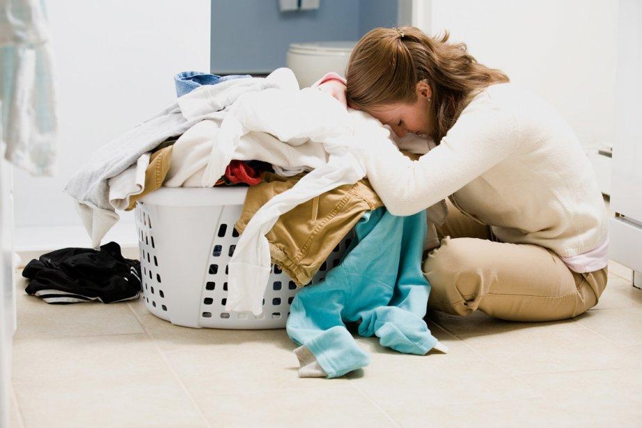 «Mon chéri s'étonne de me voir faire la vaisselle: «Pourquoi tu... (Photos.com)
