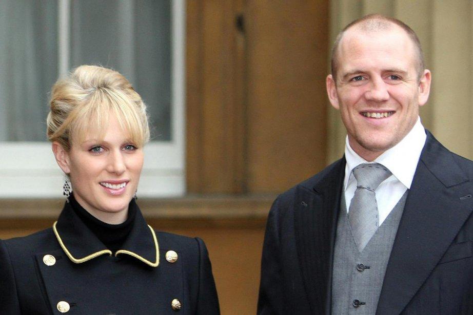 Zara Philipps épousera le joueur de rugby Mike... (Photo: archives AP)