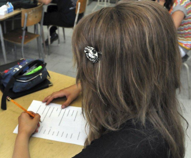 L'enseignement d'au moins une langue seconde est partie... (PHOTO: SYLVAIN DUFOUR, ARCHIVES LE QUOTIDIEN)