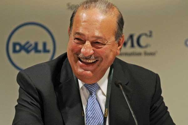 Pour la deuxième année consécutive, l'homme le plus... (Photo AFP)