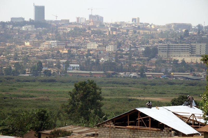 La ville deKigalia déjà bâti un réseau de... (Photo archives la Presse)