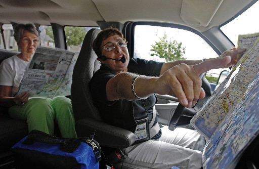 Marc Pastor, un lecteur qui fera une croisière fluviale en... (Photo: AFP)