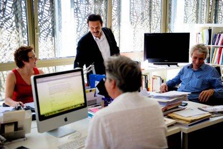 «FrenchLeaks met à disposition du public les documents... (Photo: Martin Bureau, Archives AFP)