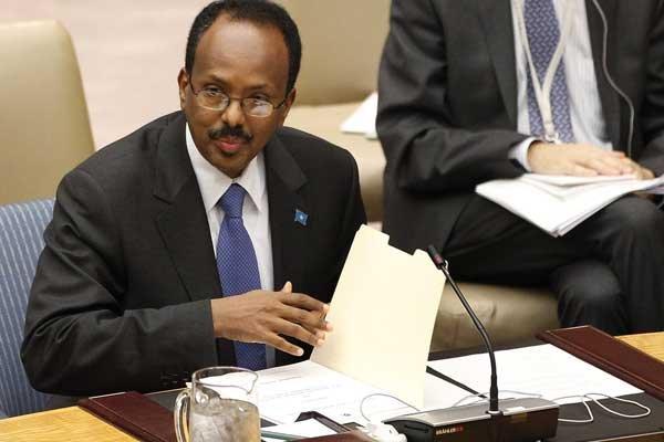 Le Premier ministre somalien Mohamed Abdullahi Mohamed.... (Photo Reuters)