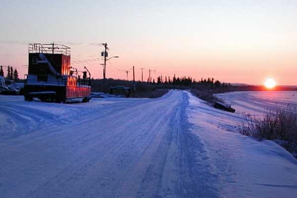 Le gazoduc de la vallée du Mackenzie s'étendra... (Photo Reuters)