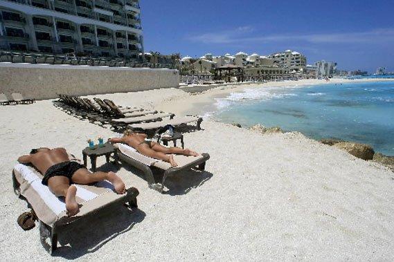 Riviera Maya, Mexique... (Photo: AFP)
