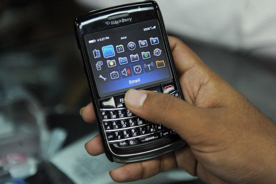 La popularité croissante des applications, notamment sur... (Photo: Archives AFP)