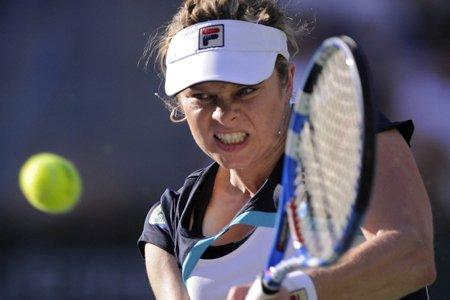Kim Clijsters... (Photo: AP)
