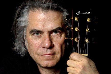 Richard Séguin a décidé d'épurer ses chansons, pour... (Photo: Robert Skinner, La Presse)