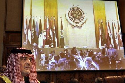 Les ministres arabes des Affaires étrangères «se sont... (Photo: Amr Nabil, AP)