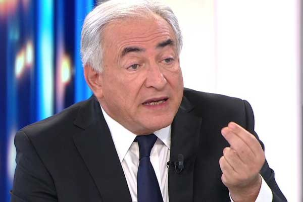 Le directeur du FMI Dominique Strauss-Kahn.... (Photo Associated Press)