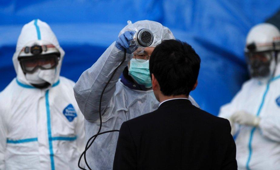 Le degré de radioactivité a été testé sur... (AFP)