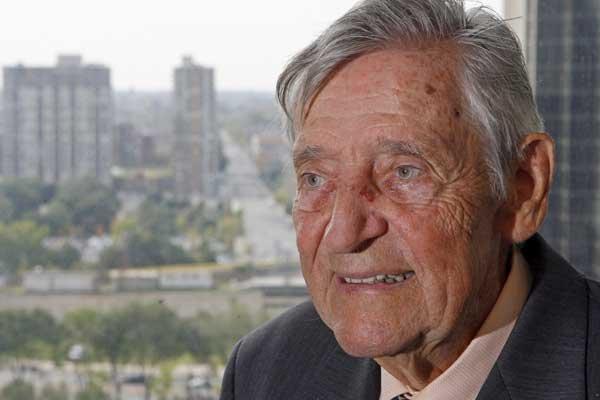 Charles- Albert Poissant, ancien chef de la direction... (Photo Robert Mailloux, La Presse)