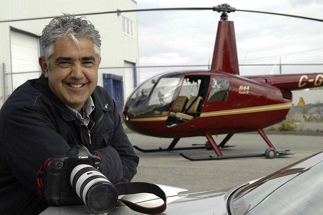 Yves Tremblay... (Photo: Maxime Picard, La Tribune)