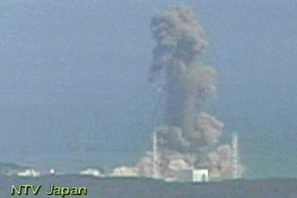 Deux explosions se sont produites lundi au niveau... (Photo Associated Press)