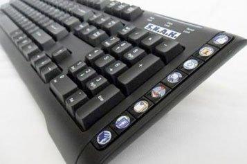 Le SNAK de Social Keyboard... (Photo: Social Keyboard)