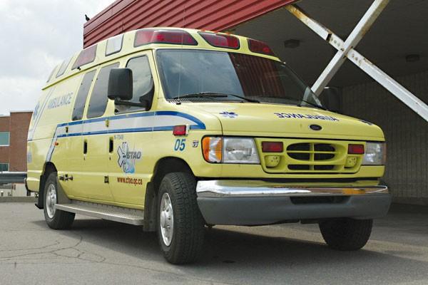 Un jeune enfant a perdu la vie à la suite d'une collision... (Archives, LeDroit)