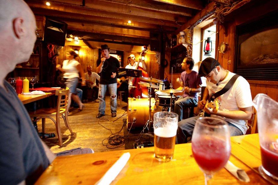 Le Chlesea Pub... (Photo: fournie par le Chelsea Pub)