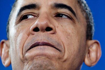 Barack Obama a demandé au Congrès de consacrer... (Photo: AFP)
