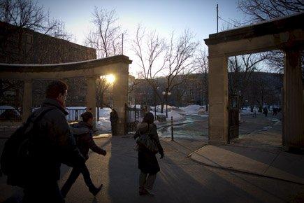 L'Université McGill pourra vraisemblablement se consoler de sa... (Photo: André Pichette, La Presse)