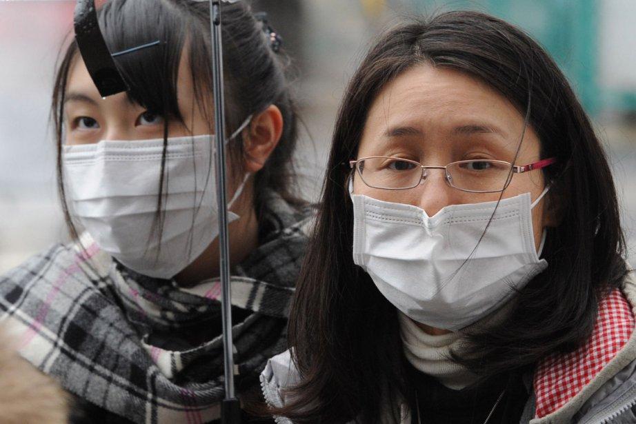 La radioactivité d'un homme, évacué de la zone... (Photo: AFP)