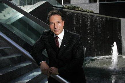 John Xanthoudakis, président de  Norshield Financial Group.... (Photo: Peter Redman: Archives National Post)