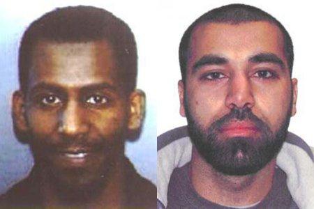 Ferid Ahmed Imam (à gauche) est soupçonné de... (Photos: PC)