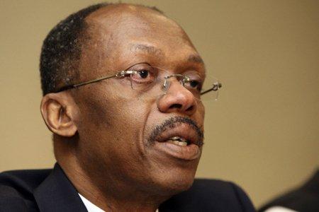 L'ancien président haïtien Jean Bertrand Aristide.... (Photo: AP)