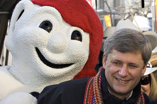 Chaque année, le Carnaval reçoit une délégation de... (Photo: Archives PC)