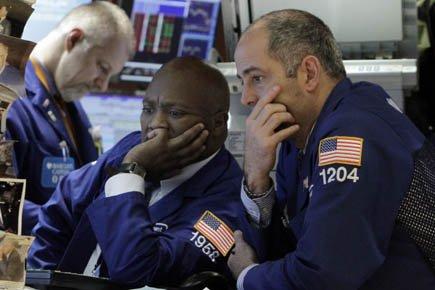 En deuxième partie de séance, le marché a... (Photo: AP)