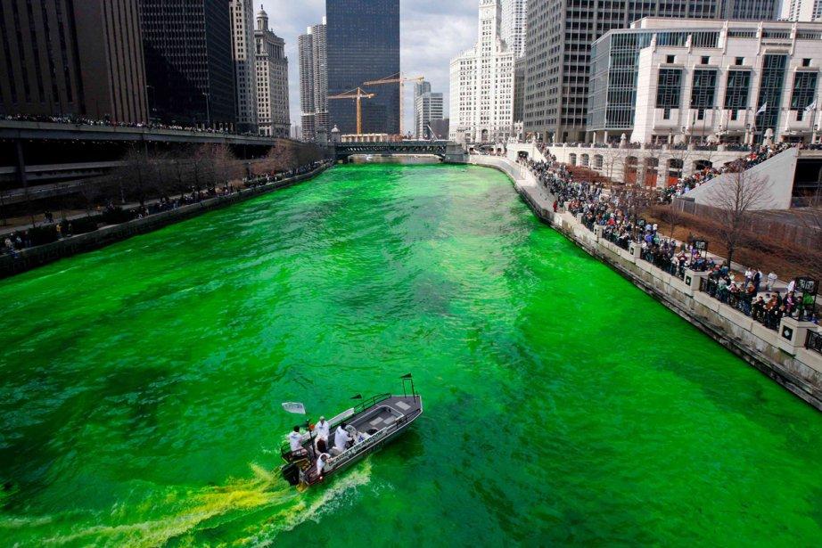 C'est aujourd'hui jour de St. Patrick et je profite de... (Photo: Reuters)